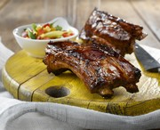 Garlic and Ginger Ribs
