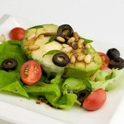 Avocado Salad with Le Double Joie