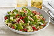 Mediterranean Bread Salad (Fattoush)