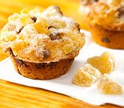 Ginger Chip Muffins