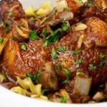 Cacciatore Chicken (Hunter's Chicken Stew)