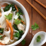 Easy Chicken & Vegetable Pho