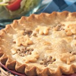 Traditional Tourtiere
