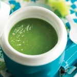 Pea and maple soup
