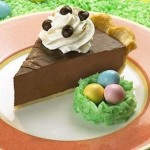 Velvety Chocolate Cream Pie