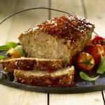 Chili Glazed Meatloaf