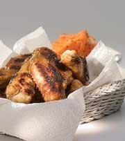 Hoisin Chicken Wings