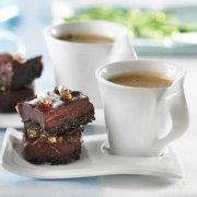 Moist Chocolate and Coconut Crisps
