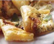 4-Cheese Canapés