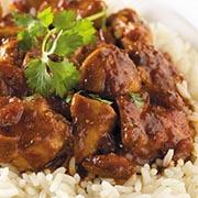 Curry Mango Chicken