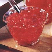 No-Cook Strawberry-Raspberry Jam