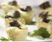 Escargot with Cheese Duo