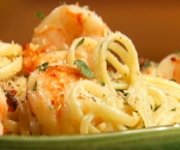 Crevettes frites à l'italienne