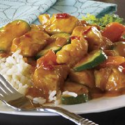 Chicken & Vegetable Curry