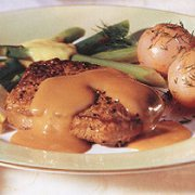 Brandied Beef Filet