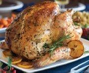 Roast Turkey Cordon Bleu