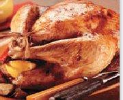 Roast Turkey with Hot Pepper Butter