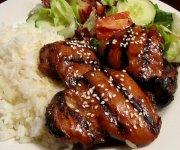 Honey-Soy Glazed Pork Tenderloin