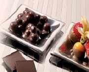 Fruit dipped in chocolate