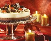 Maple and Dark Chocolate Cake