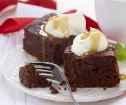 Chocolate Brownie Indulgence