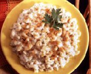 Macaroni 'n' Three Cheeses