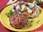 Spicy herbed Medallions