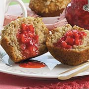 Honey Cereal Muffins