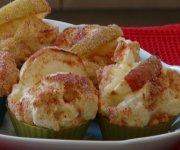 Muffins aux pommes à l'ancienne