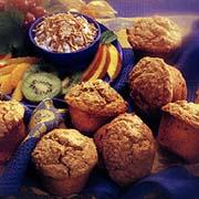 Multigrain Bran Muffins