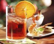 Vodka and Pomegranate
