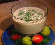 Chilled Autumn Soup