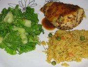 Sweet & Sassy Dijon Chicken