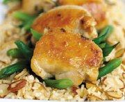 30 Minute Almond Chicken