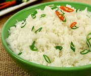 Coconut Thai Rice
