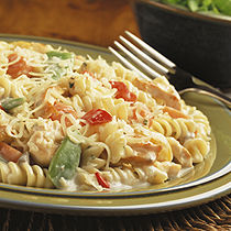 Creamy Italiano Chicken and Rotini