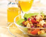 Lentil & Havarti Salad