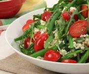 Green Bean and Barley Salad