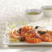 Olive and Blood Orange Salad