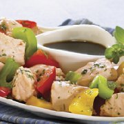 Salmon & Peppers