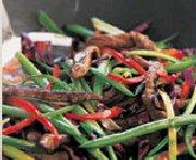 Colourful Beef Stir-fry