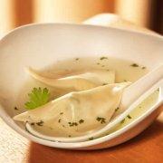 Asian White Shrimp Soup