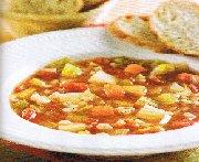 Vegetable Soup with Barley (crock pot)