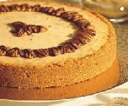 Luscious TURTLES® Cheesecake