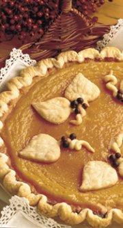 CARNATION Classic Pumpkin Pie