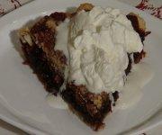 Molasse pie