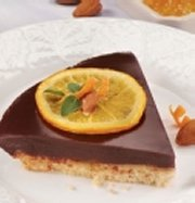 Orange Chocolate Pie