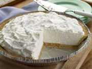 Frozen Coconut Pie