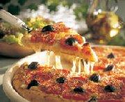 Cheese Pizza à la provençale