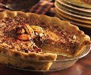 Butter Crust Pecan Pie
